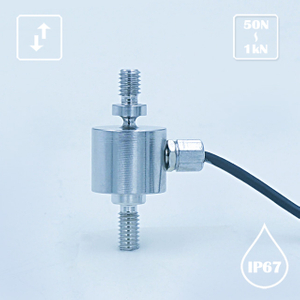 T301 IN-LINE LOAD CELL / TENSION/COMPRESSION