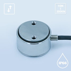 R105A Circular Tension And Compression Load Cell
