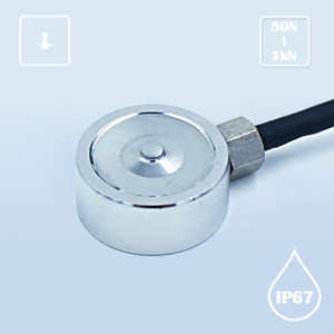 T109 Miniature Compression Load Cell
