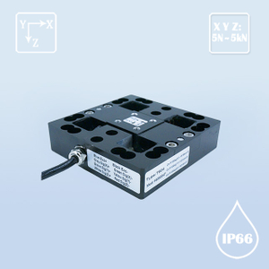 T504 3-axis Force Load Cell