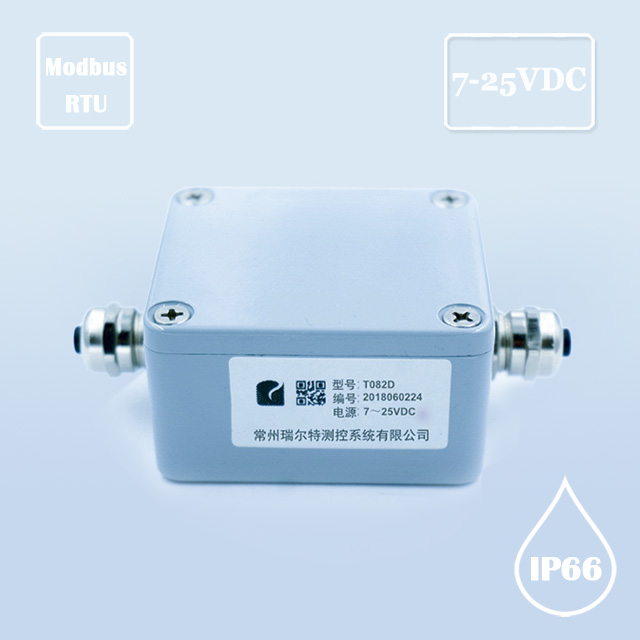 T082D data acquisition